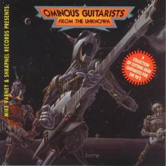 Various Artists - (feat. Bumblefoot) - Ominous Guitarists From The Unknown