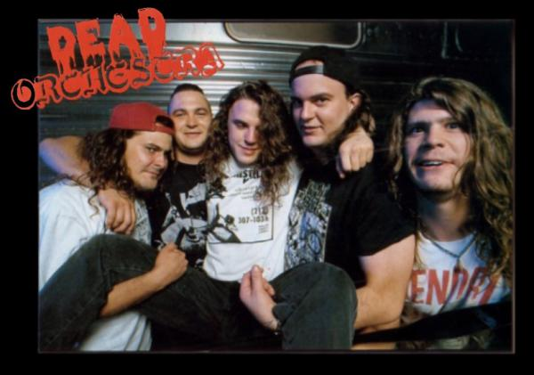 Dead Orchestra - Discography (1991-1993)