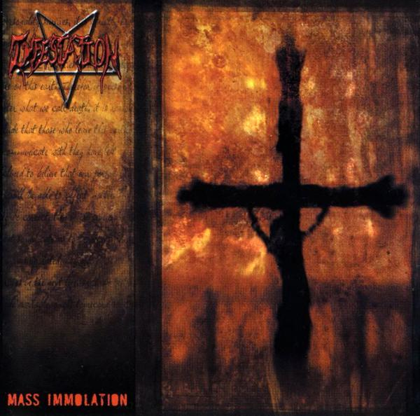 Infestation - Mass Immolation