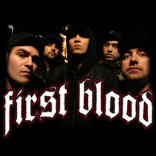 First Blood - Discography