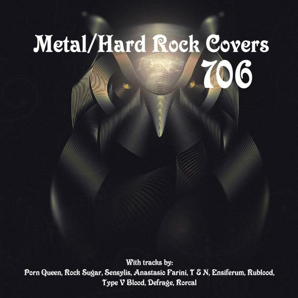 Various Artists - Metal-Hard Rock Covers 706