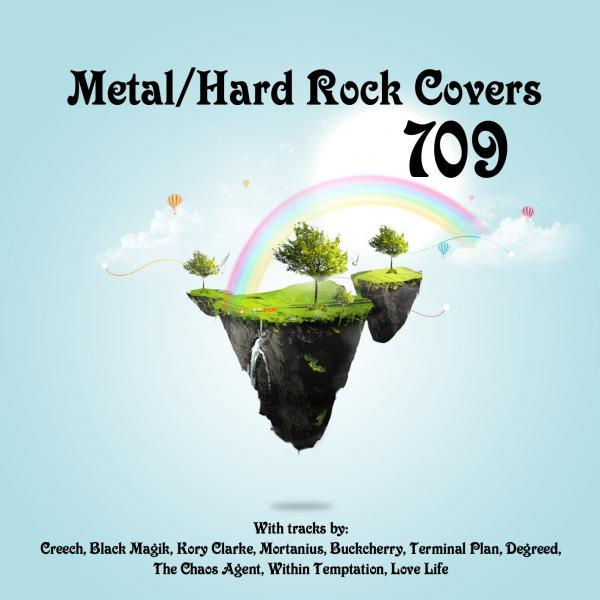 Various Artists - Metal-Hard Rock Covers 709