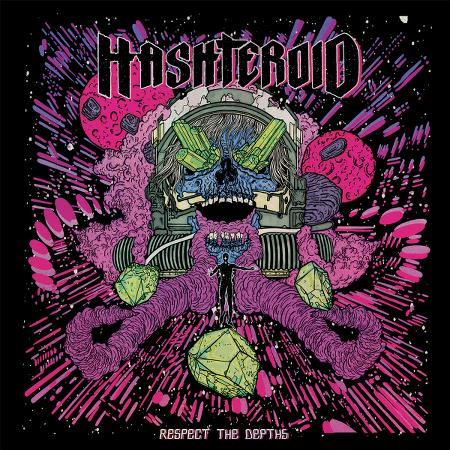 Hashteroid - Respect the Depths (EP)