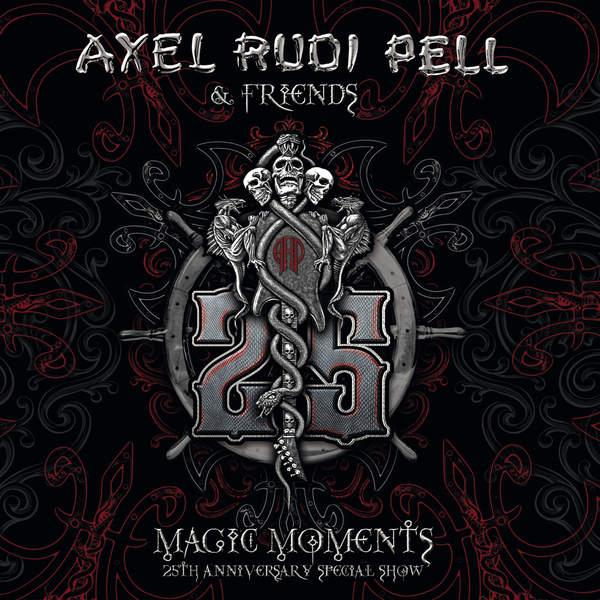 Axel Rudi Pell - Magic Moments (25th Anniversary Special Show)
