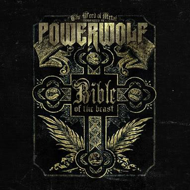 Powerwolf - Bible Of The Beast (Bonus DVD)