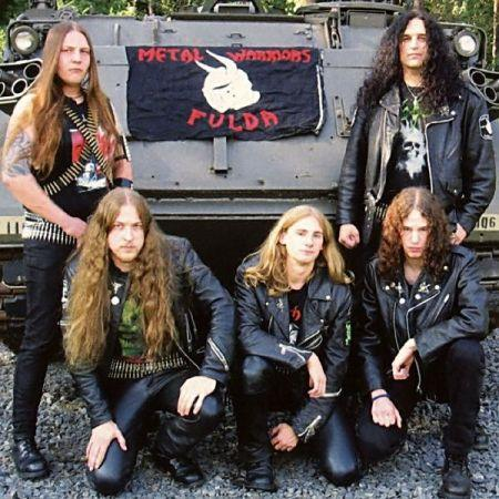 Witchburner - Discography (1996 - 2013)