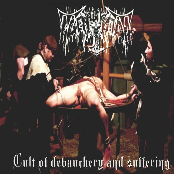 Tank Genocide - Cult Of Debauchery And Suffering (Demo)