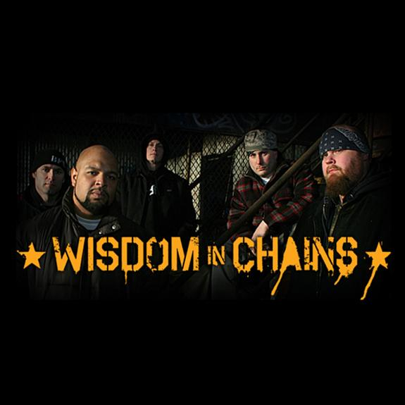 Wisdom In Chains - Discography