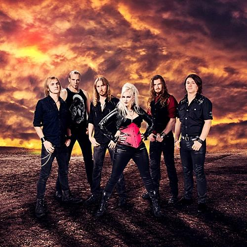 Battle Beast - Discography (2011 - 2015) (Lossless)