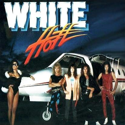 White Hott - Angel In Leather (EP) (Vinyl Rip)