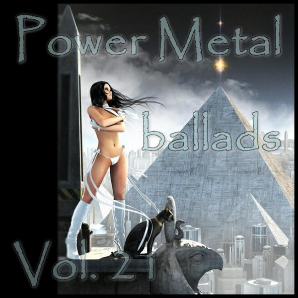 Various Artists - Power Metal Ballads 21
