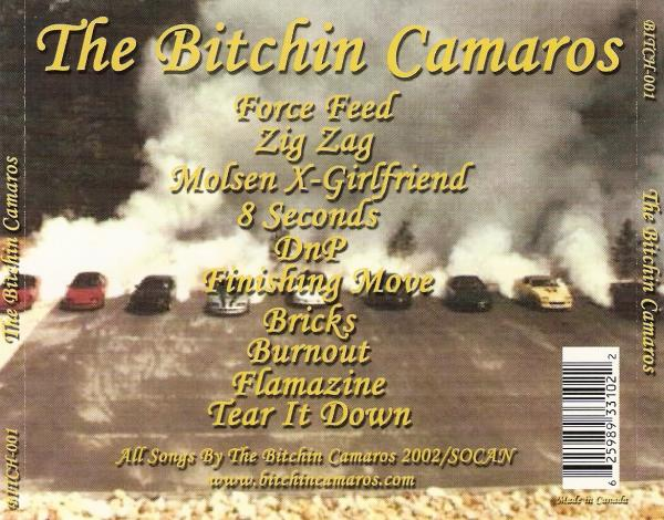 The Bitchin Camaros - The Bitchin Camaros