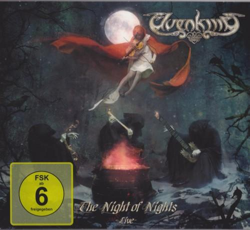 Elvenking  - The Night of Nights (DVD)
