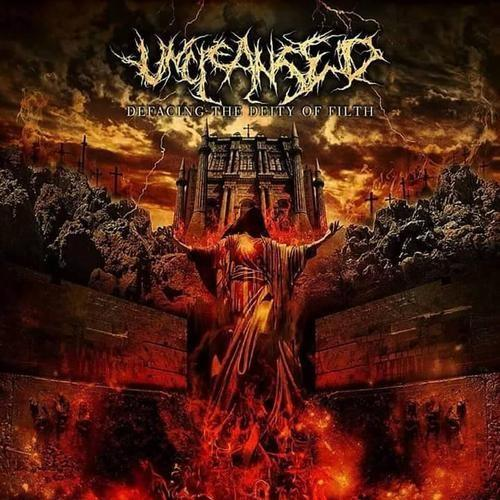 Uncleansed  - Defacing The Deity Of Filth (EP)