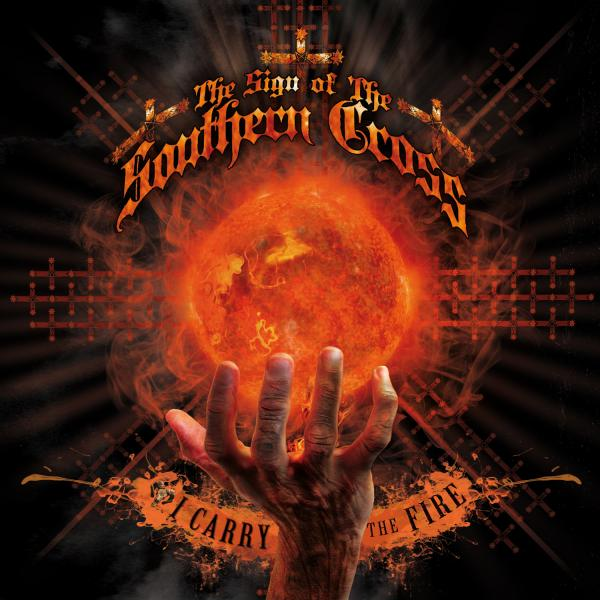 The Sign of The Southern Cross - I Carry the Fire (EP)