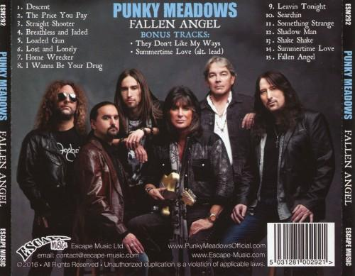 Punky Meadows - Fallen Angel (Limited Edition)