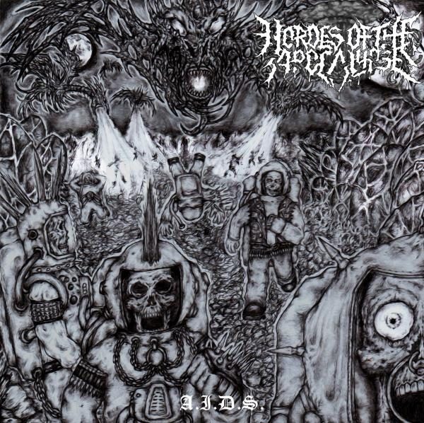 Hordes of the Apocalypse - 2 (EP)