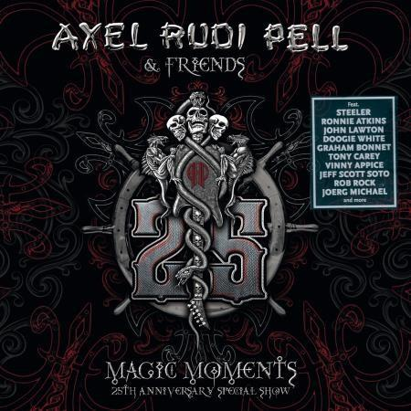 Axel Rudi Pell & Friends - Magic Moments:  25th Anniversary Special Show (3CD)