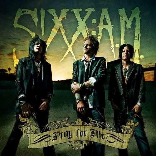 Sixx:A.M. - Discography (2007 - 2017)