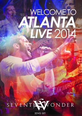 Seventh Wonder - Welcome To Atlanta Live 2014 (DVD)