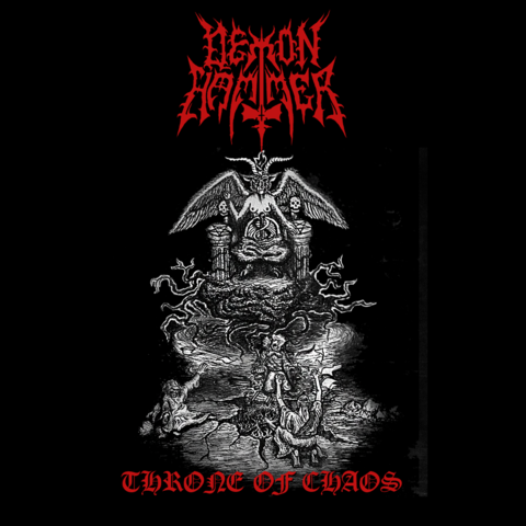 Demon Hammer - Throne of Chaos (EP)