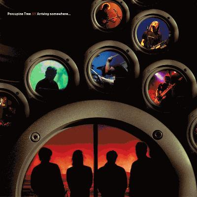 Porcupine Tree - Arriving Somewhere (DVD)