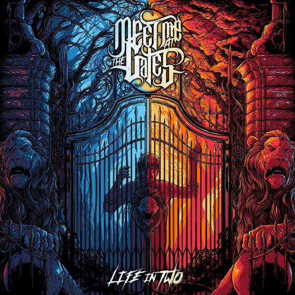Meet Me At The Gates - Life In Two (EP)