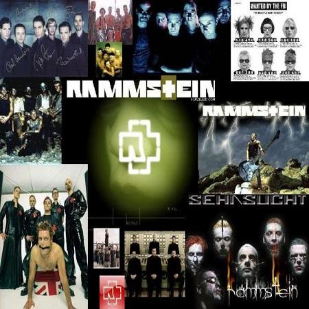 Rammstein - Discography (Lossless)