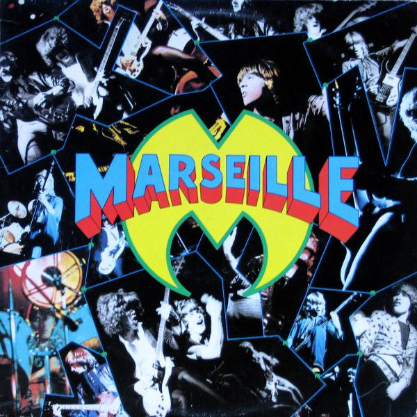 Marseille - Discography (1978-2010)