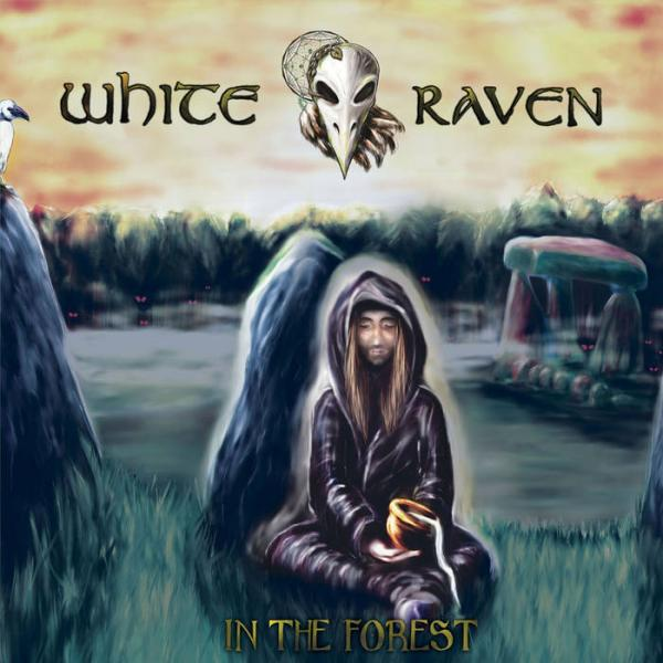 White Raven - In the Forest