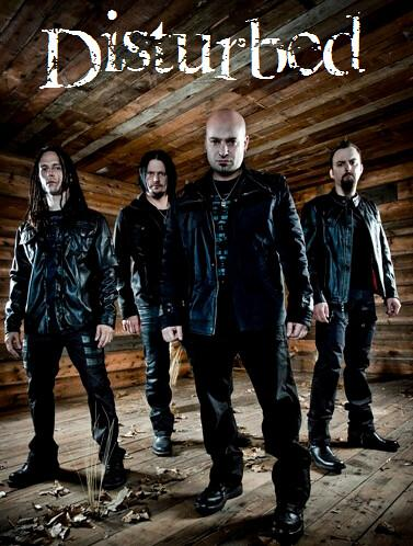Disturbed - Discography (2000 - 2016)