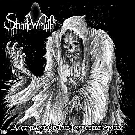 Shadowraith - Ascendant of the Insectile Storm (EP)