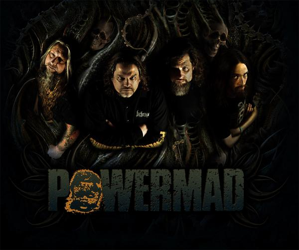 Powermad - Discography (1985 - 2015)
