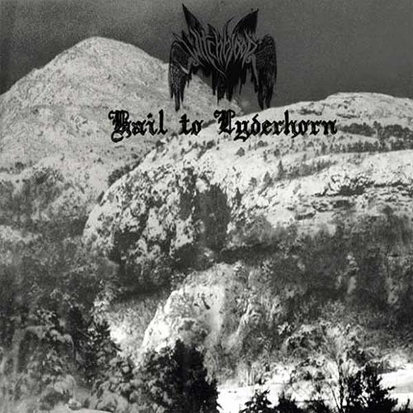 Witchblood - Hail To Lyderhorn
