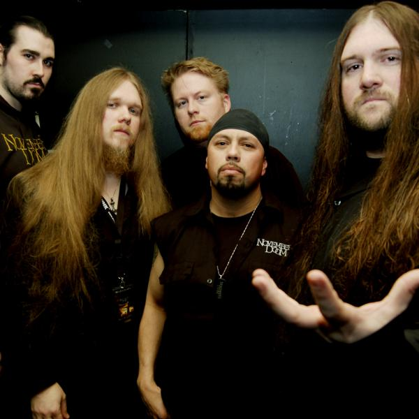 Novembers Doom - Discography (1995 - 2014) (Lossless)