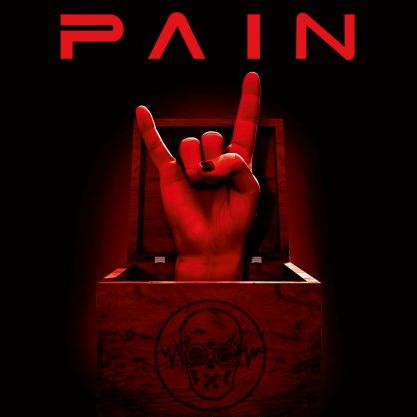 Pain - Discography (1997 - 2016) (Lossless)