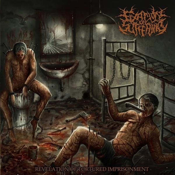 Fixation On Suffering - Revelation Of Tortured Imprisonment (EP)
