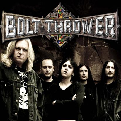 Bolt Thrower - Discography (1988 - 2016) (Lossless)