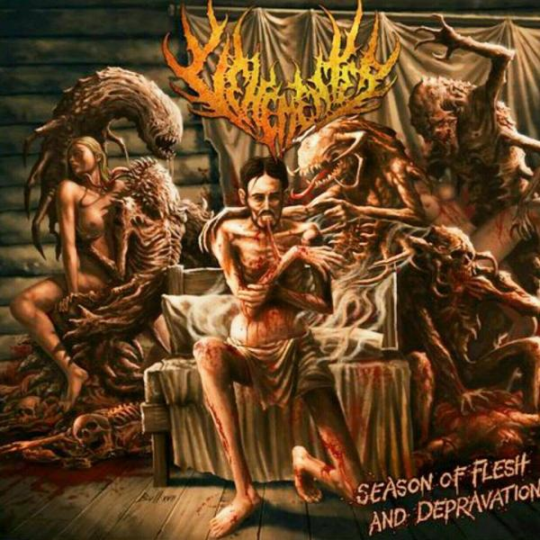Vehementer  - Season Of Flesh And Depravation (EP)