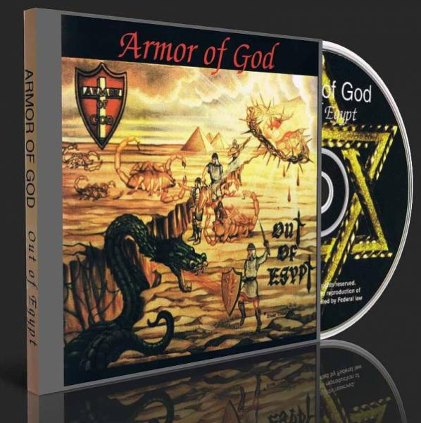 Armor Of God - Out Of Egypt