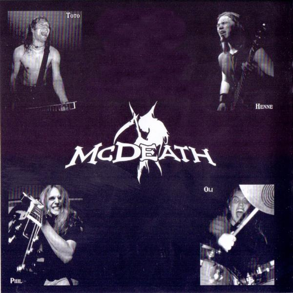 McDeath - Discography (2006 - 2015)