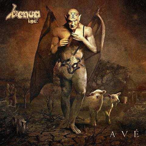 Venom Inc. - Dein Fleisch & Ave Satanas (Single)