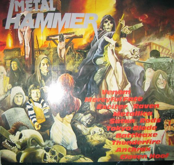 Various Artists - Metal Hammer