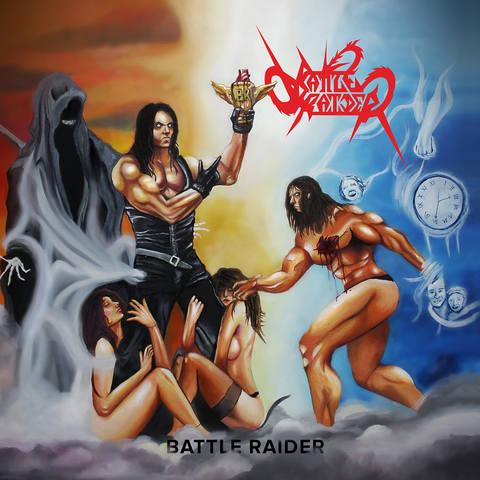 Battle Raider - Battle Raider (Digipak)