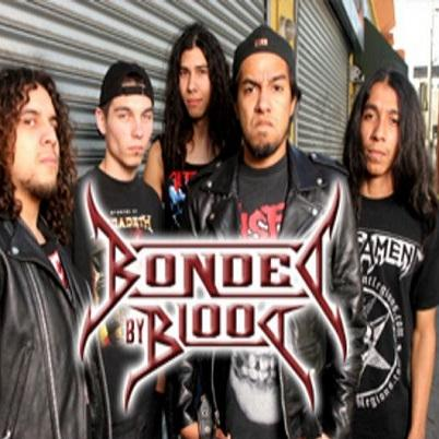 Bonded By Blood - Discography (2008 - 2012) (Lossless)