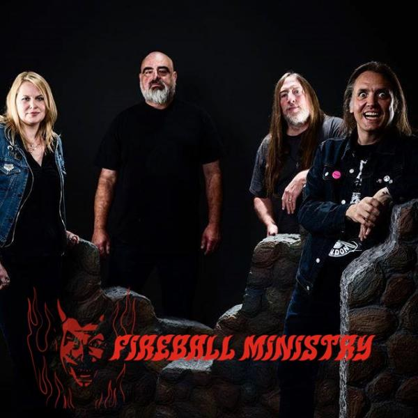 Fireball Ministry - Discography (1999 - 2017)