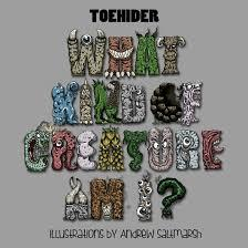 Toehider - What Kind Of Creature Am I