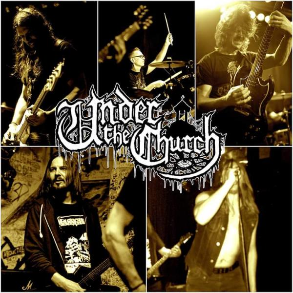 Under the Church - Discography (2013 - 2017)