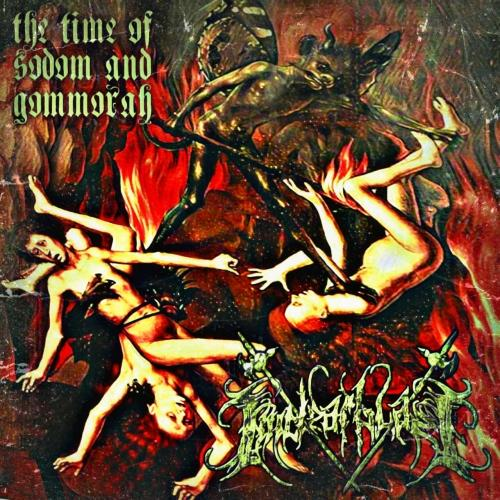 Nuclear Blaze - The Time of Sodom and Gommorah
