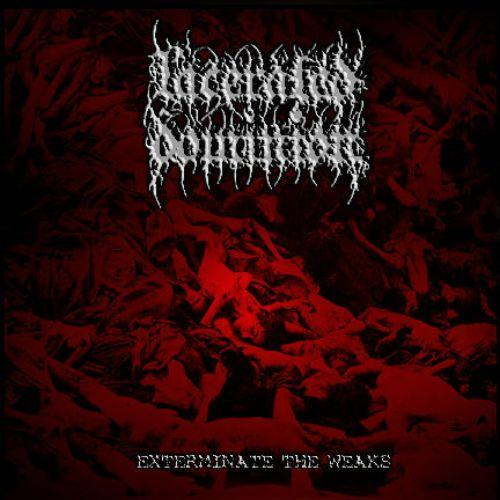 Lacerated Dominion  - Extermination The Weaks (Demo)